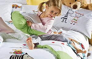 Как выбрать постельное белье для семьи