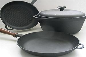 Какую посуду для кухни выбрать