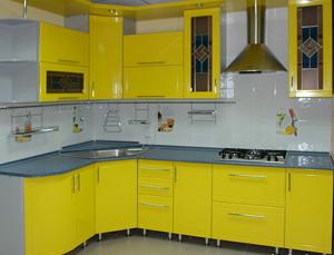 Кухонная мебель - как выбрать