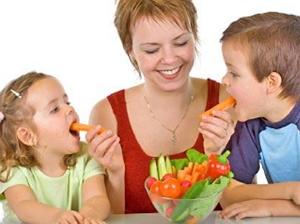 Правила детского питания