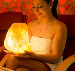 Солевая лампа - как выбрать