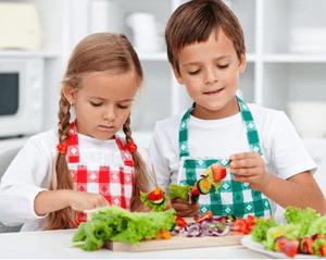 Жирорастворимые витамины для детей