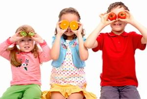 Как сохранить витамины в питании ребенка